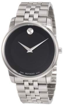 Movado Watches Men's 606504 Museum Stainless Steel Watch, 40mm