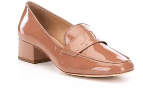 Antonio Melani Ashvile Patent Leather Loafer Pumps