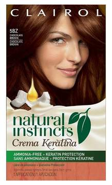 Clairol Natural Instincts Crema Keratina Hair Color