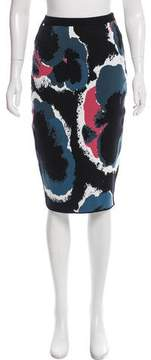 Timo Weiland Abstract Pencil Skirt w/ Tags