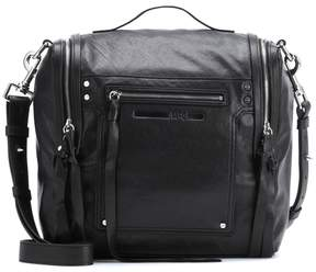 McQ Convertible Box Bag Loveless leather shoulder bag
