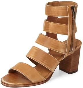 Corso Como Leather Caged Sandal