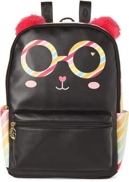 Betsey Johnson Light Pink Megs Backpack