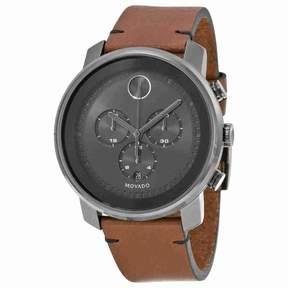Movado Bold Chronograph Grey Dial Men's Watch 3600367