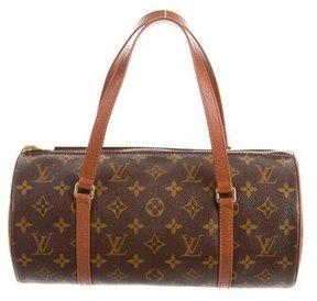 Louis Vuitton Papillon 30 Bag - BROWN - STYLE