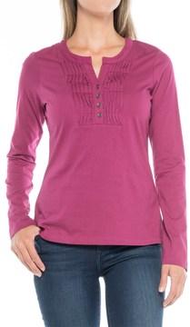 Aventura Clothing Harley Shirt - Organic Cotton, Long Sleeve (For Women)