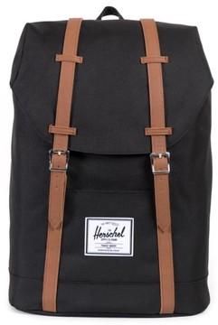 Herschel Men's 'Retreat' Backpack - Black