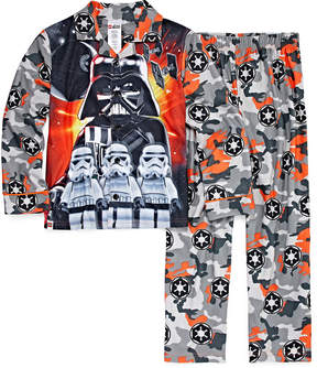 Lego Star Wars 2 Piece Coat Front Pajama Set - Boys 4-20