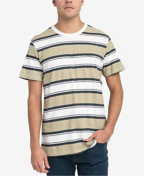 RVCA Men's Striped T-Shirt