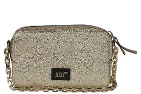 RED Valentino Glitter Shoulder Bag