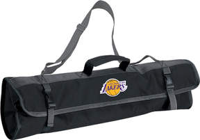 Picnic Time 3-Piece BBQ Tote Los Angeles Lakers Print