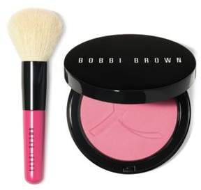 Bobbi Brown Breast Cancer Awareness Pink Peony Illuminating Bronzing Powder Set