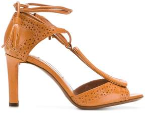 L'Autre Chose brogue sandals