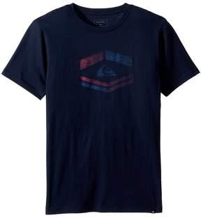 Quiksilver Major Tone Tee Boy's T Shirt