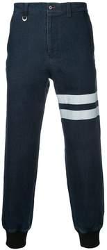 GUILD PRIME gather ankle denim jeans