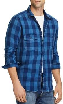 Polo Ralph Lauren Plaid Long Sleeve Button-Down Shirt
