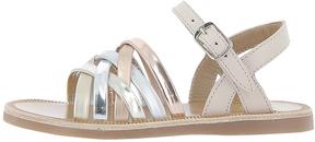 Pom D'Api Plagette Lux Open-Toe Sandal