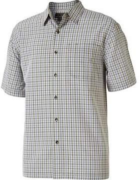 Royal Robbins Mojave Pucker Short Sleeve Plaid Shirt (Men's)