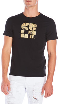 Cult of Individuality Square Foil Logo Tee