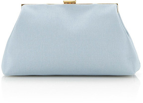 Mansur Gavriel Grosgrain Mini Volume Clutch