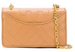 Tory Burch Women's Pink Leather Shoulder Bag. - PINK - STYLE