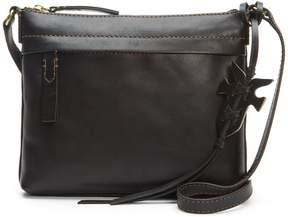 Frye Carson Leather Cross-Body Bag