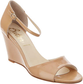 Butter Shoes Parry Patent Wedge