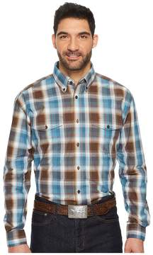 Roper 1182 Mallard Plaid Men's Clothing