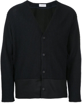 EN ROUTE classic knitted cardigan