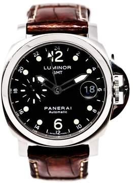 Panerai Luminor Pam PAM00159 Stainless Steel Black Dial 40mm Mens Watch