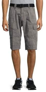 ProjekRaw Six-Pocket Cotton Shorts