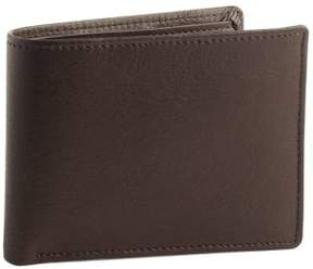 Perry Ellis Leather Passcase Wallet