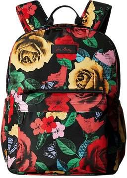 Vera Bradley Lighten Up Grande Laptop Backpack Backpack Bags - HAVANA DOTS - STYLE