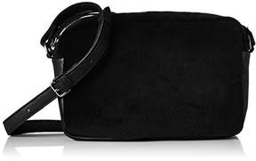 Liebeskind Berlin Women's Jolanda Velvet and Leather Crossbody