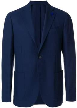 Lardini tailored blazer jacket