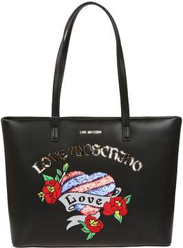 Love Moschino Love Printed Bag