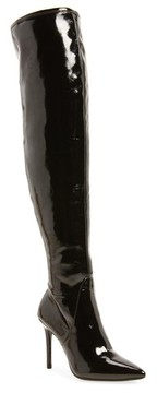 Jessica Simpson Women's Loring Stretch Over The Knee Boot