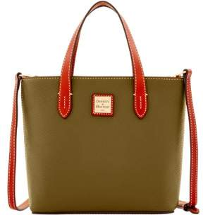 Dooney & Bourke Pebble Grain Mini Waverly Top Handle Bag