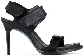 Ann Demeulemeester strap sandals