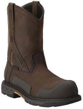 Ariat Men's OverDrive XTR Pull-On H2O CT