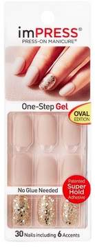 Broadway Nails Broadway® imPRESS Nails BIPD290 Lighten Up - 30ct