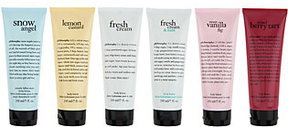 philosophy Delicious Skin For All 6 Piece Lotion Collection