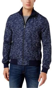 Michael Kors Frond Jacket Blue XL