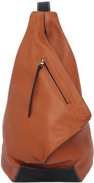Loewe Anton Leather Backpack