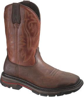 Wolverine Steel-Toe Javelina Wellington Mens Work Boots