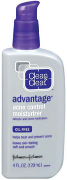 Clean & Clear Advantage Oil-Free Acne Moisturizer