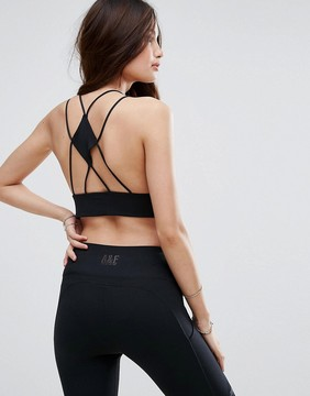 Abercrombie & Fitch Diamond Cut-Out Bralette
