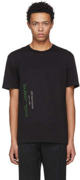 Raf Simons Black Joy Division T-Shirt