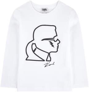 Karl Lagerfeld Mini Me Kameo T-shirt