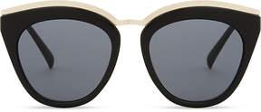 Le Specs Eye slay cat-eye sunglasses